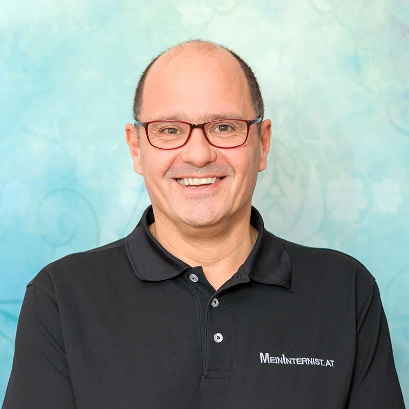 Dr. med. univ. Walter Gritsch