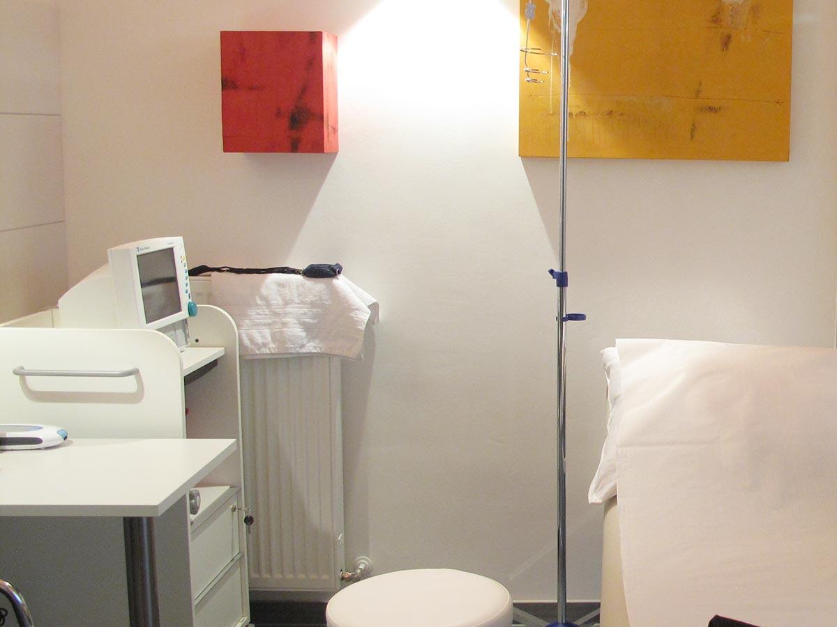 Praxis Innsbruck Internist Dr. Gritsch Dr. Lang Facharzt für Innere Medizin Allgemeinmedizin Blutabnahme