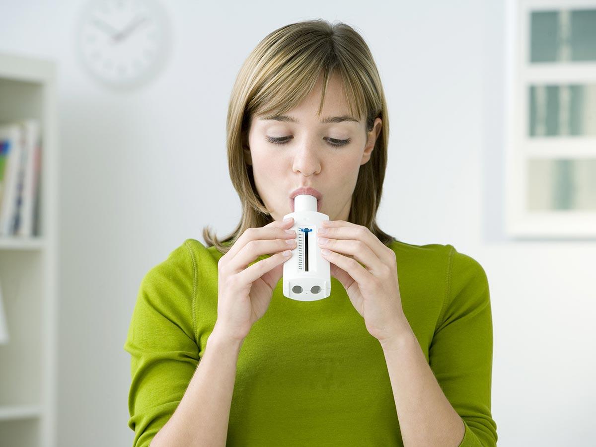 Spirometrie Internisten Gesundenuntersuchung Dr. Walter Gritsch Dr. Sonja Lang Praxis Innsbruck und Fulpmes